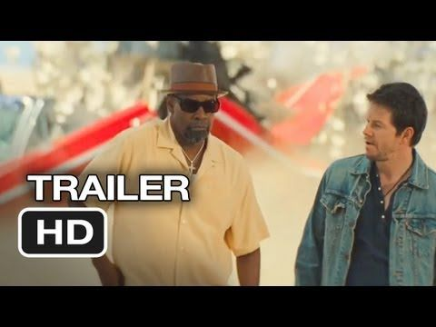 #HorribleTitle ... Denzel & Paula Patton together again .... 2 Guns TRAILER 1 (2013) - Denzel Washington, Mark Wahlberg Movie HD
