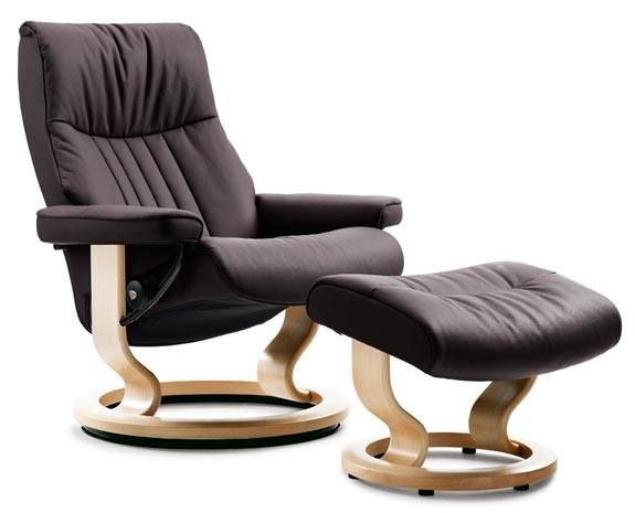 Leather Recliner Chairs   Scandinavian Comfort Chairs   Recliners ...
