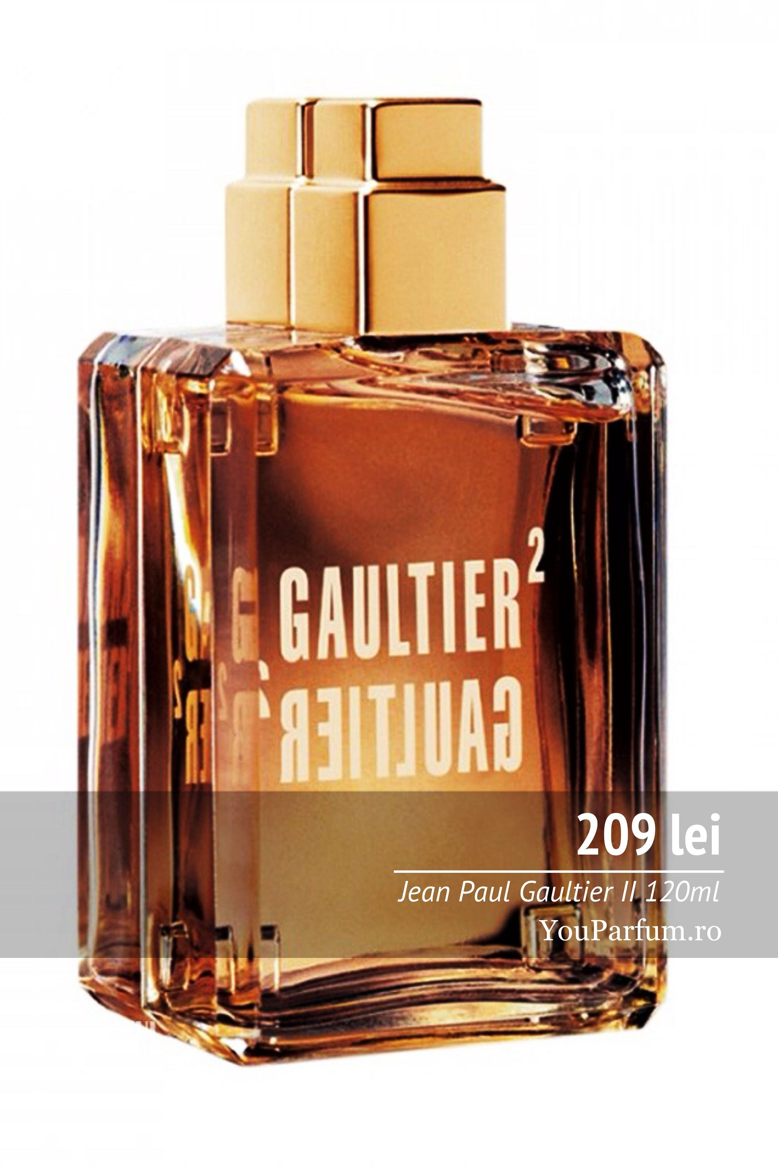 Jean Paul Gaultier 2 Este Un Parfum Unisex Oriental Senzual Si