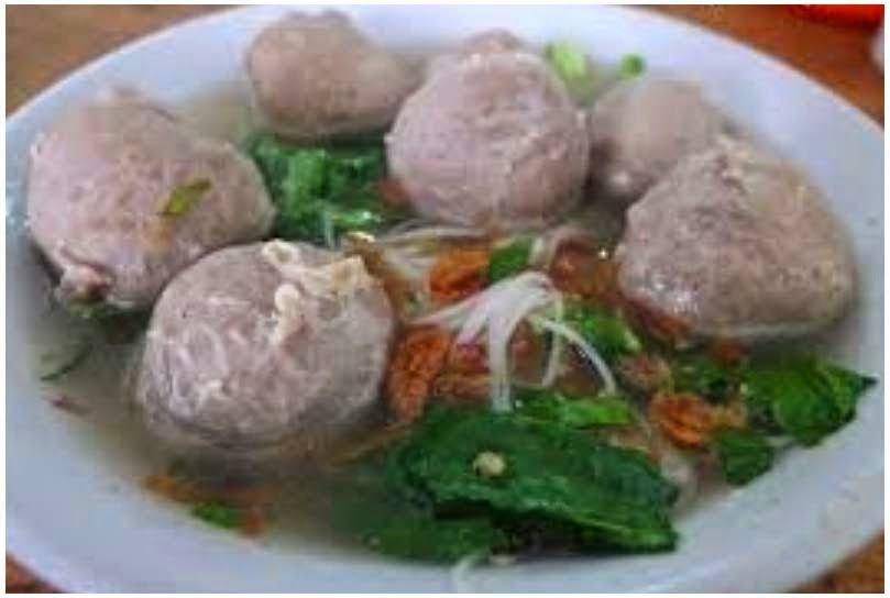 Resep Bakso Daging Sapi Resep Pilihan Resep Bakso Daging Sapi Resep Masakan Indonesia Resep Masakan Masakan