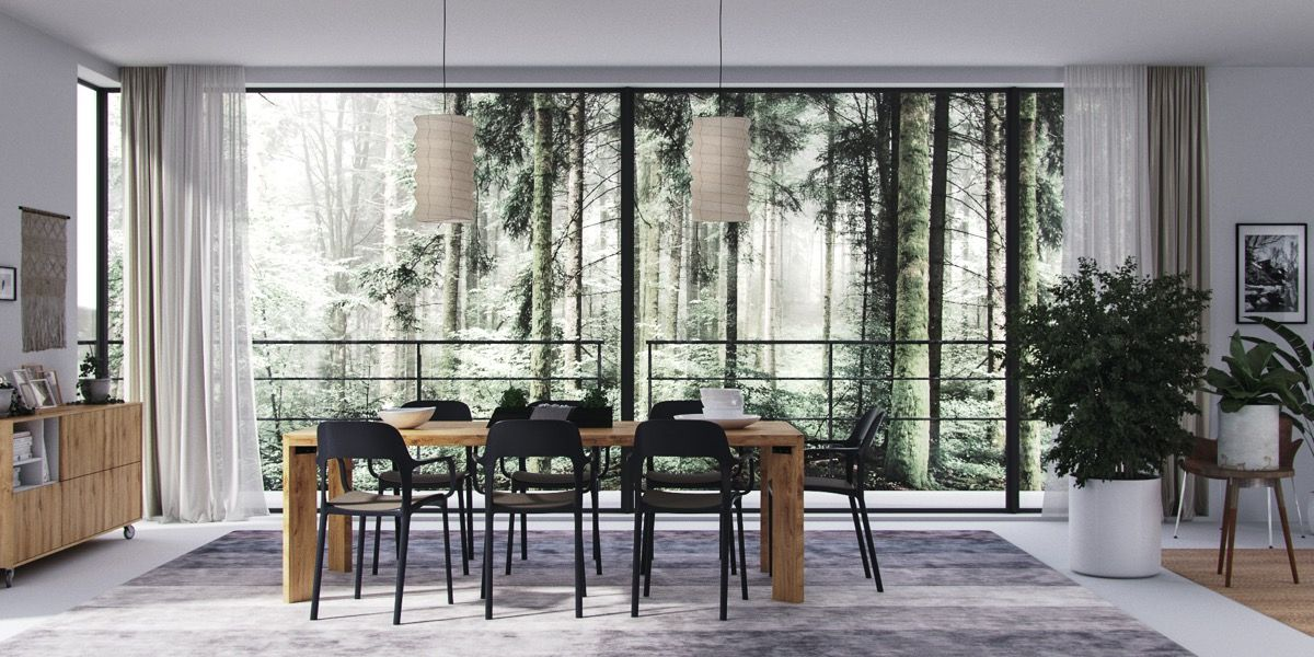 50 Strikingly Modern Dining Rooms That Inspire You To: Pin On Fav Home