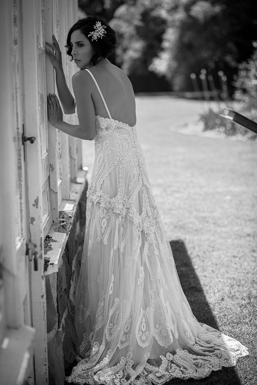 Helena bridal studio sherrie wedding dress to say yes to