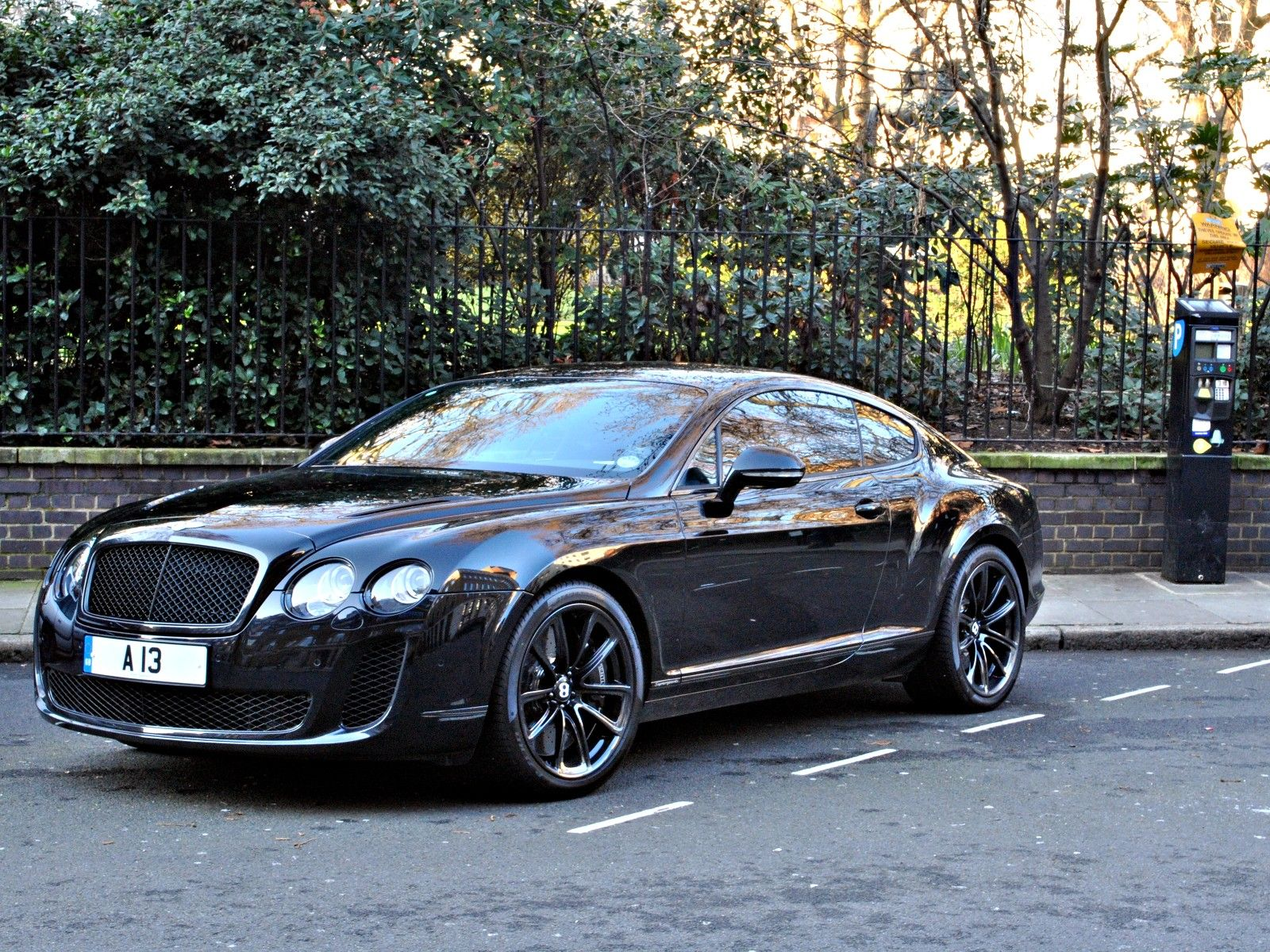 Bentley Continental Gt Supersports Hd Cars Wallpapers