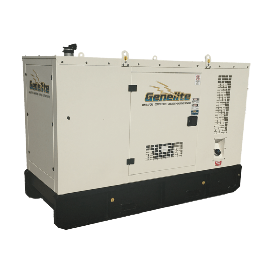 Genelite 44kva Cummins Three Phase Diesel Generator 1 Year Warranty Diesel Generators Generation Diesel