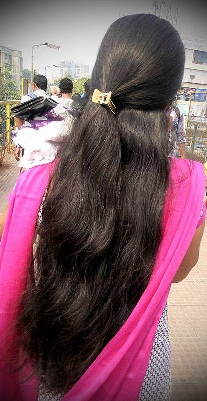 Thick silky hair   Hair&beauty   Pinterest   Indian braids ...