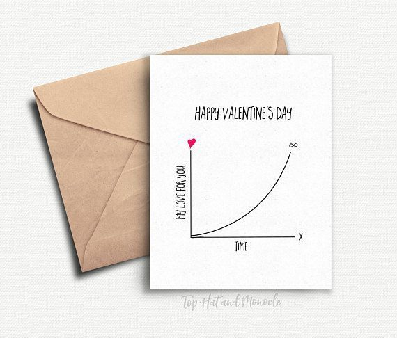 Sweet Valentines Day Card Funny Valentine Gift for Him Cute Love Card for Girlfriend Valentin...