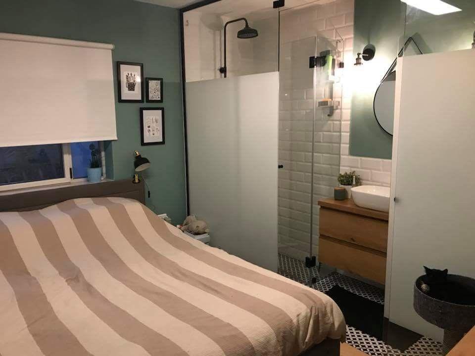 קיר זכוכית דלתות הזזה Home Decor Furniture Home