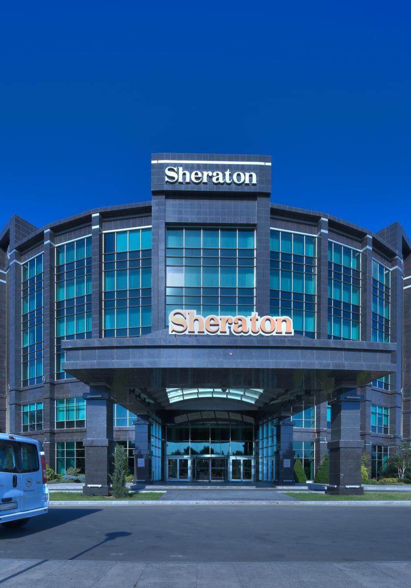Sheraton Airport Hotel Baku Azerbaijan