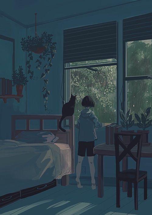 Anime Art And Dark Image Art Comics In 2019 Art Anime Art