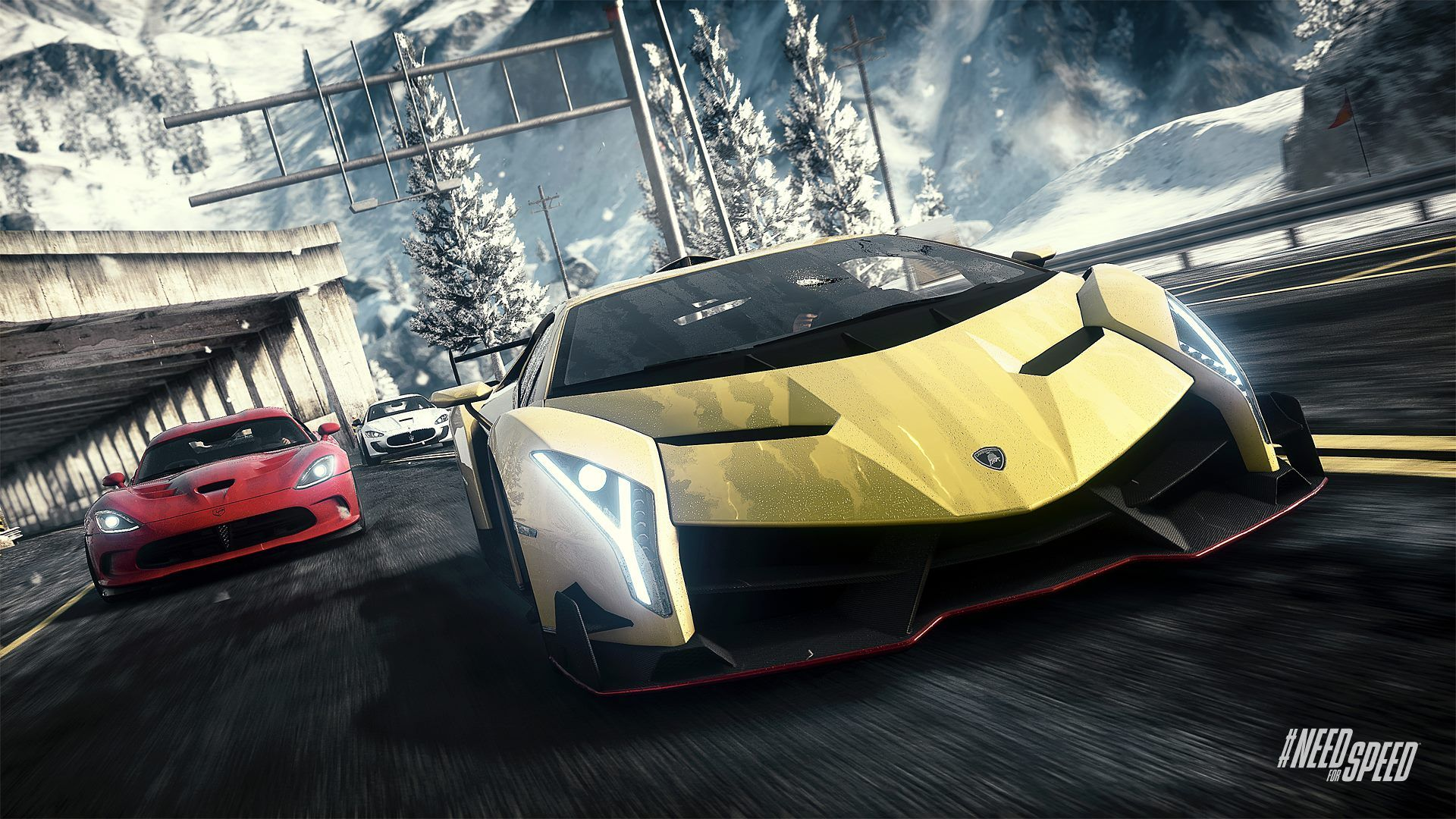 Need For Speed Rivals Wallpaper Game Wallpapers