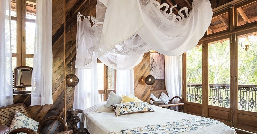 30 Best Tropical Bedroom Ideas - Trendy Photos and Inspirations