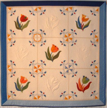 Tulip Tiles (2003)