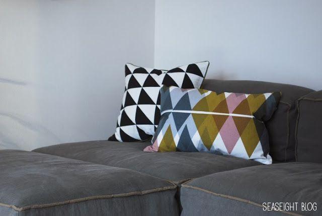 Cuscini Ferm Living.Ferm Living Cushions Ferm Living Cuscini Living Salotto
