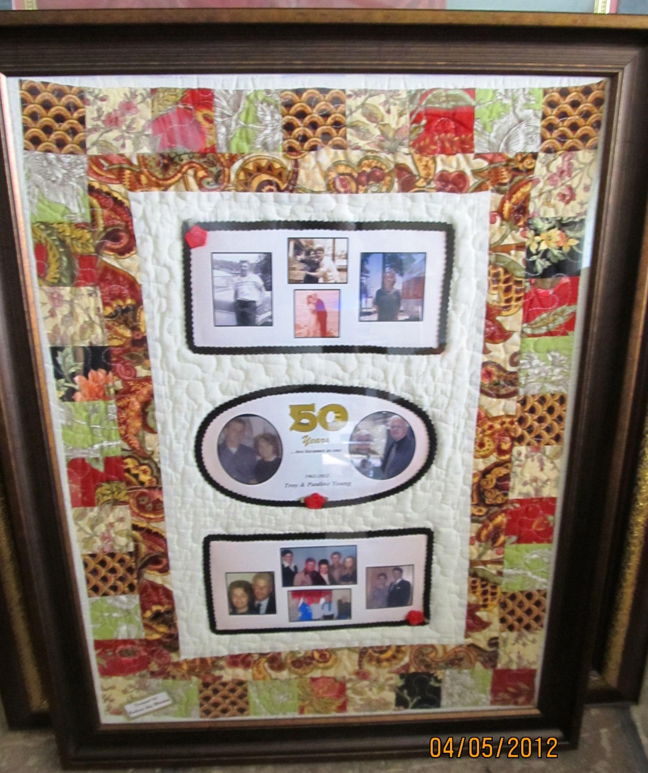 50th wedding anniversary gift 50 wedding anniversary