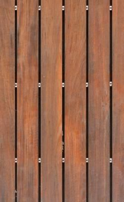 red wooden boards with metal fixings seamless texture ...