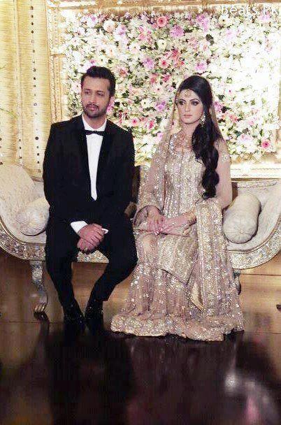 3. sara bharwana wedding dress (1) | Asian Persuasion | Pinterest ...