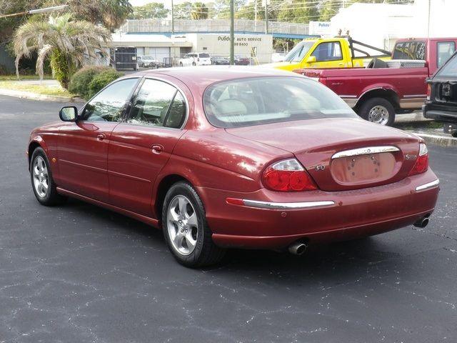 2000 Jaguar S Type Jaguar S Type Jaguar Luxury Cars