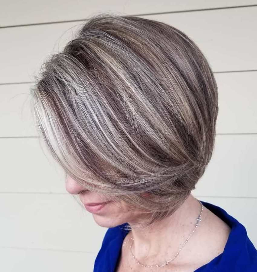 20 Ageless Hair Colors For Women Over 50 In 2020 Hair Color For