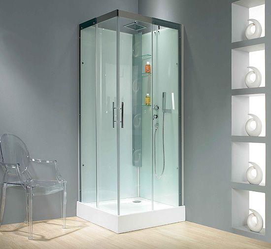 Free Standing Shower Enclosures Uk | Bathroom & Toilet - Designs ...