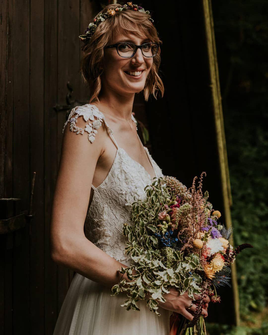 Photo of Den vackra @ daalarnacouture-bruden Alexa // Du läste om hennes bröllop …