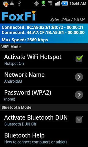 5 Free Android Apps for Tethering Lg phone, Android apps