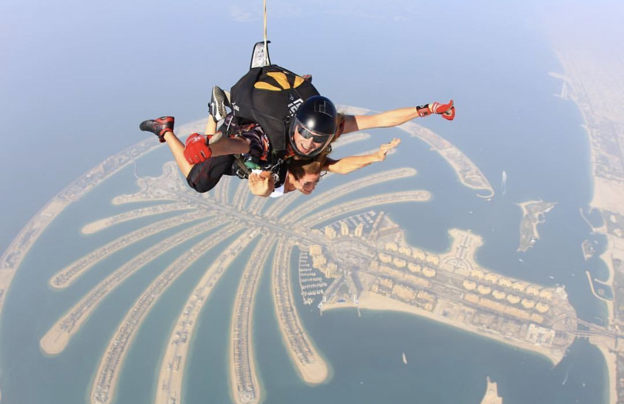 Pin Af Winter Rose Pa Sky Diving Med Billeder