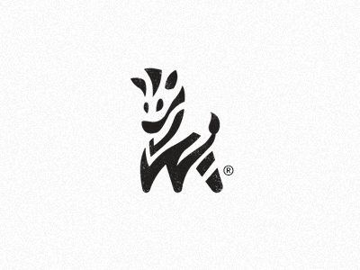 Zebra by simc... plus 25 other great minimal logo designs