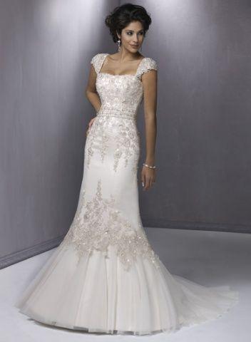 Sú krajšie široké či úzke šaty? - - Svadobné šaty...