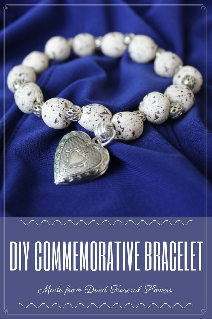 How To Make A Charm Bracelet In 9 Easy Steps Funeral Flowers