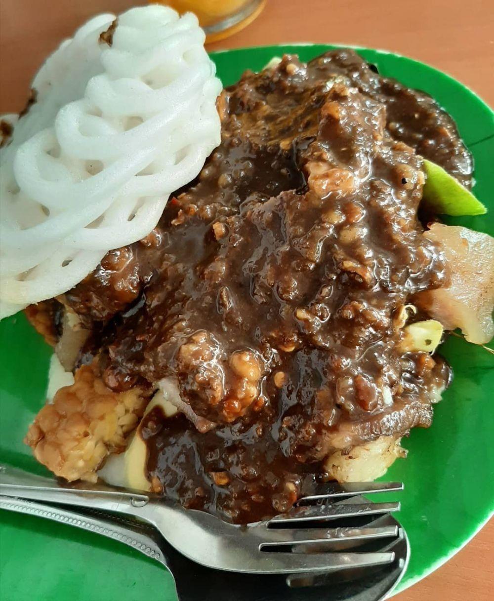 Rujak Cingur Khas Surabaya Jawa Timur Makanan Resep Surabaya