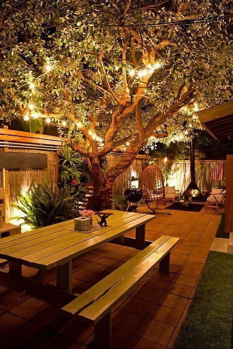Pin By Lenoray Van Niekerk On Deck In 2020 Backyard Lighting Small Backyard Landscaping Backyard Patio