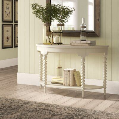 Photo of Birch Lane™ Heritage Armstrong 49″ Console Table | Wayfair