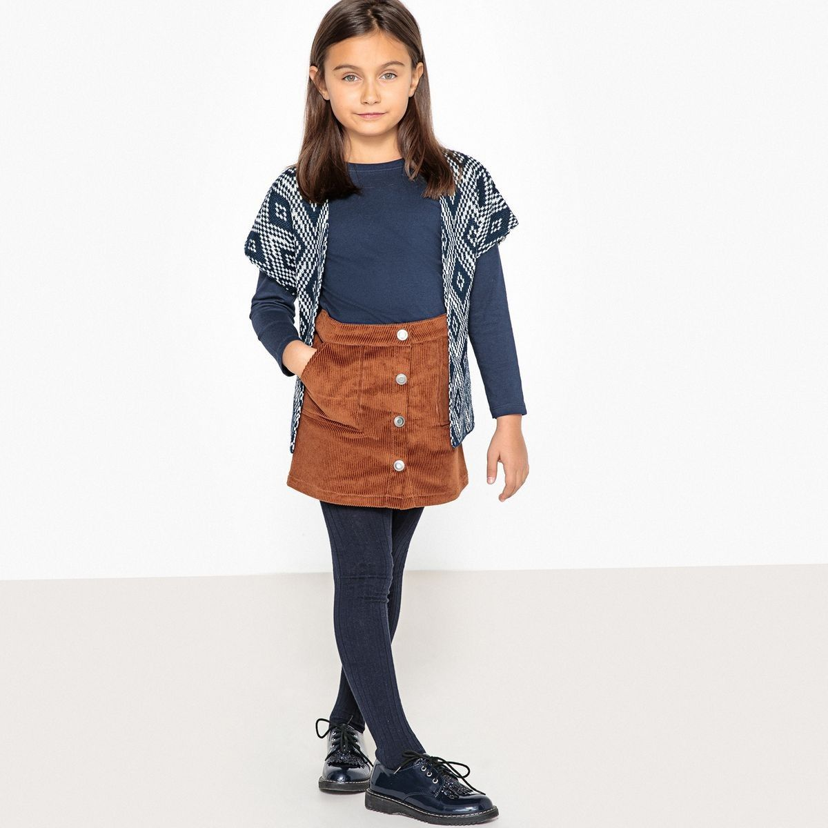 1aa1aa161a1940 Gilet Manches Courtes 3-12 Ans - Taille : 10 ans;12 ans;3 ans;4 ans ...
