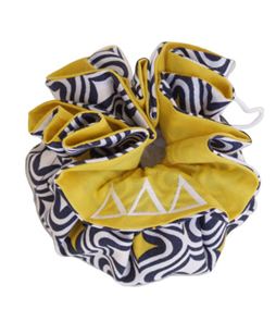 Delta Shop - Jewelry Roll - give a little Tri Delta pride to your jewels!  features many pockets to keep all of your jewelry organized.