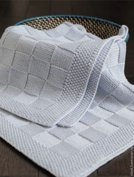 38 ideas knitting patterns baby blankets simple #babyblanket