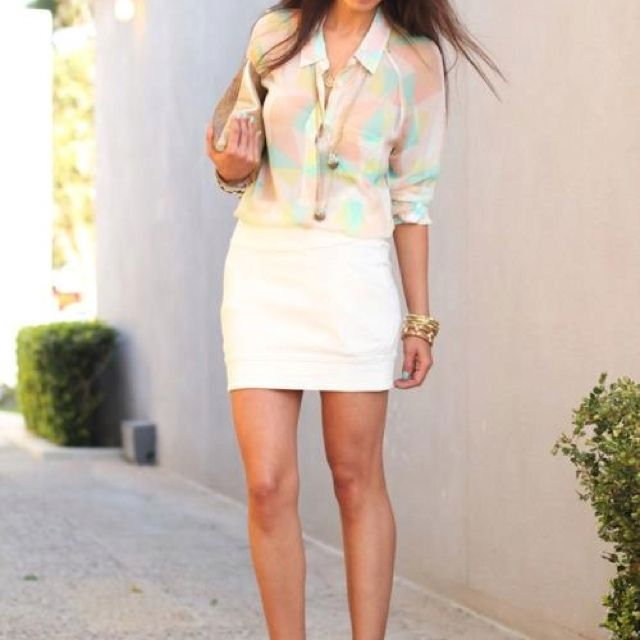 Pretty date night outfit!