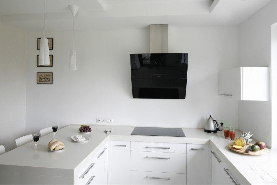 Znalezione Obrazy Dla Zapytania Kuchnia Bez Gornych Szafek Interior Kitchen Home Decor