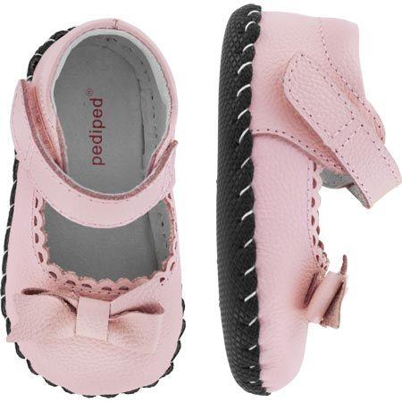 Pediped Katelyn Astor Pink Girls Shoes