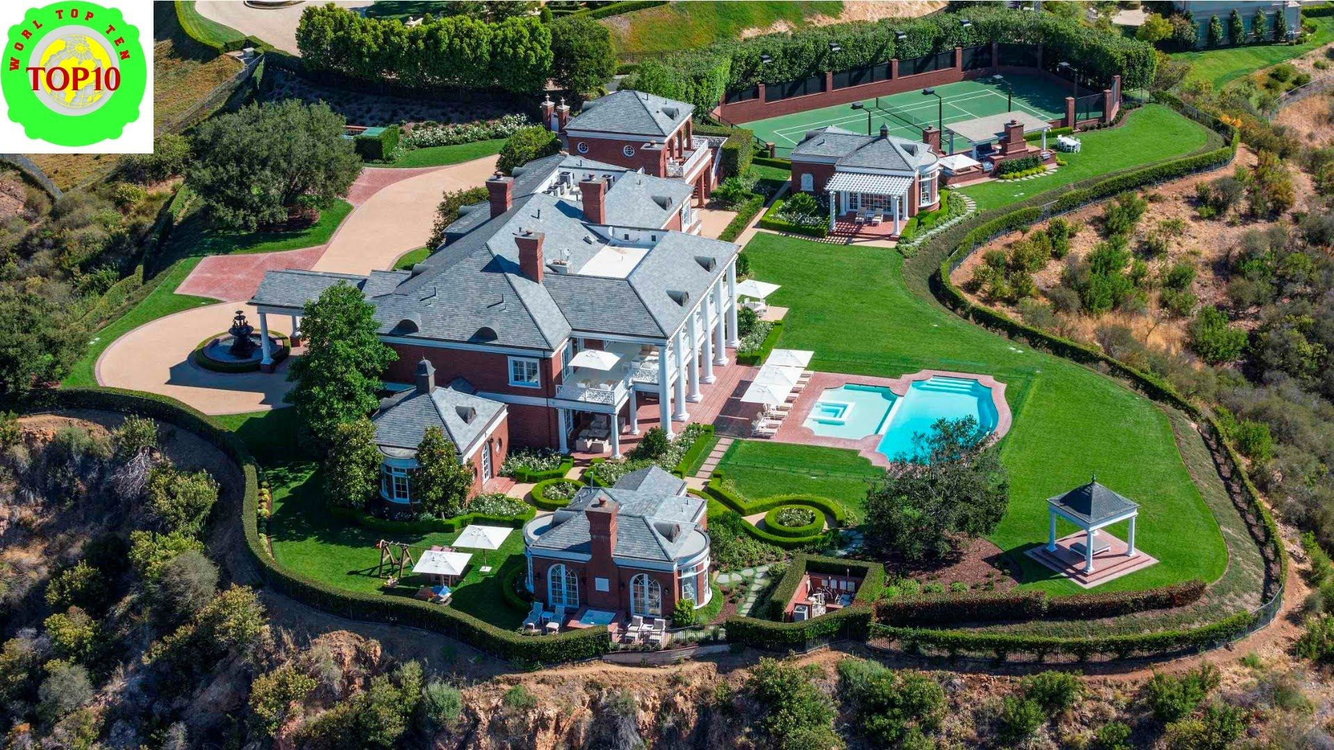 Most Biggest Houses In The World Top 10 Most Expensive Houses In Luxury House Designs Extravagant Homes Country Mansion