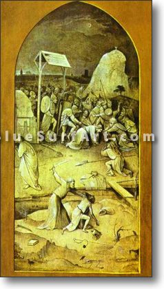 Arrest of Christ in the Garden of Gethsemane - £124.99 : Canvas Art, Oil Painting Reproduction, Art Commission, Pop Art, Canvas Painting