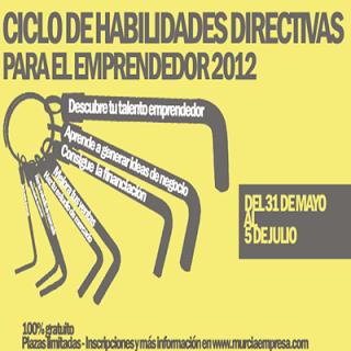 Blog de AJE Región de Murcia_ CICLO DE HABILIDADES DIRECTIVAS 2012 PARA JÓVENES EMPRENDEDORES