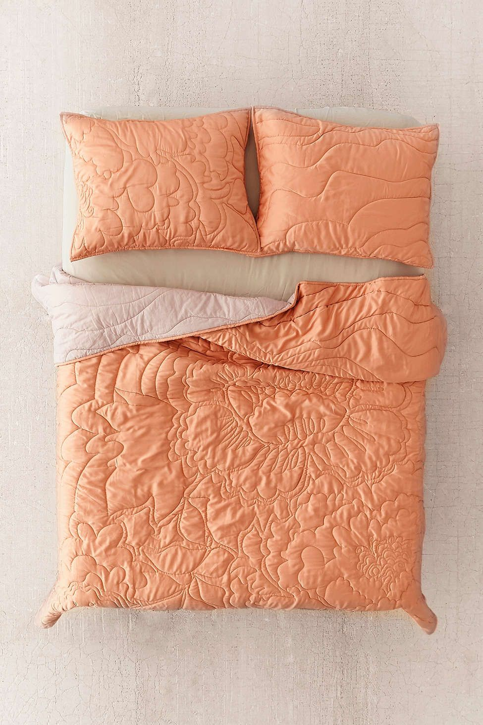 Nyla Satin Quilt Bedding - Bed Cover | Home Decore and Gift Ideas ...