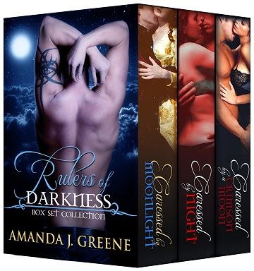 Rulers of Darkness Box Set (Books 1, 2, &3) by Amanda J. Greene only $.99 limited time | I Smell Sheep