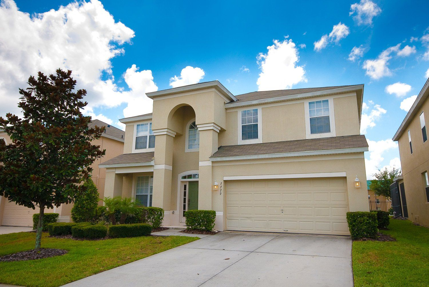 Home in Orlando is very popular because of it wonderful