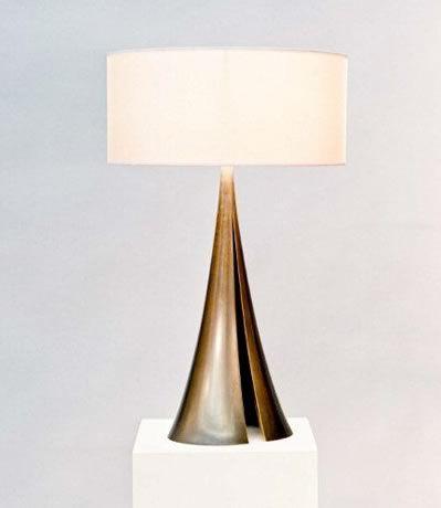 Herve Van der Straeten's Lampe Fendue. Lighting We Love at Design Connection, Inc. | Kansas City Interior Design http://www.DesignConnectionInc.com/Blog #InteriorDesign