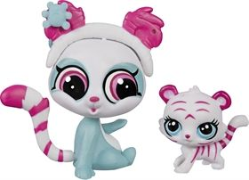 Littlest Pet Shop, Pet Pawsabilities, Panda & Tiger 9,90e