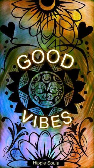 American Hippie Art ☮ Good Vibes ☮ Good Vibes