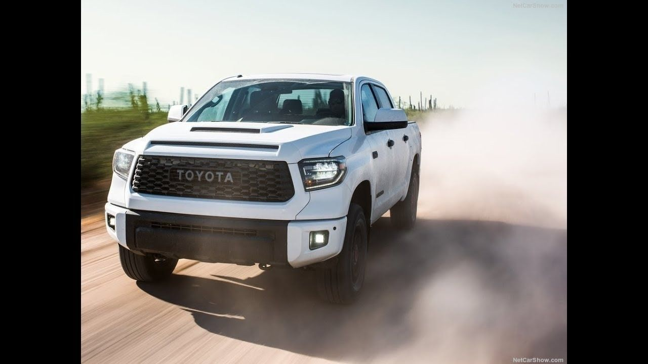 Best 2020 Toyota Diesel Trd Pro Overview Cars