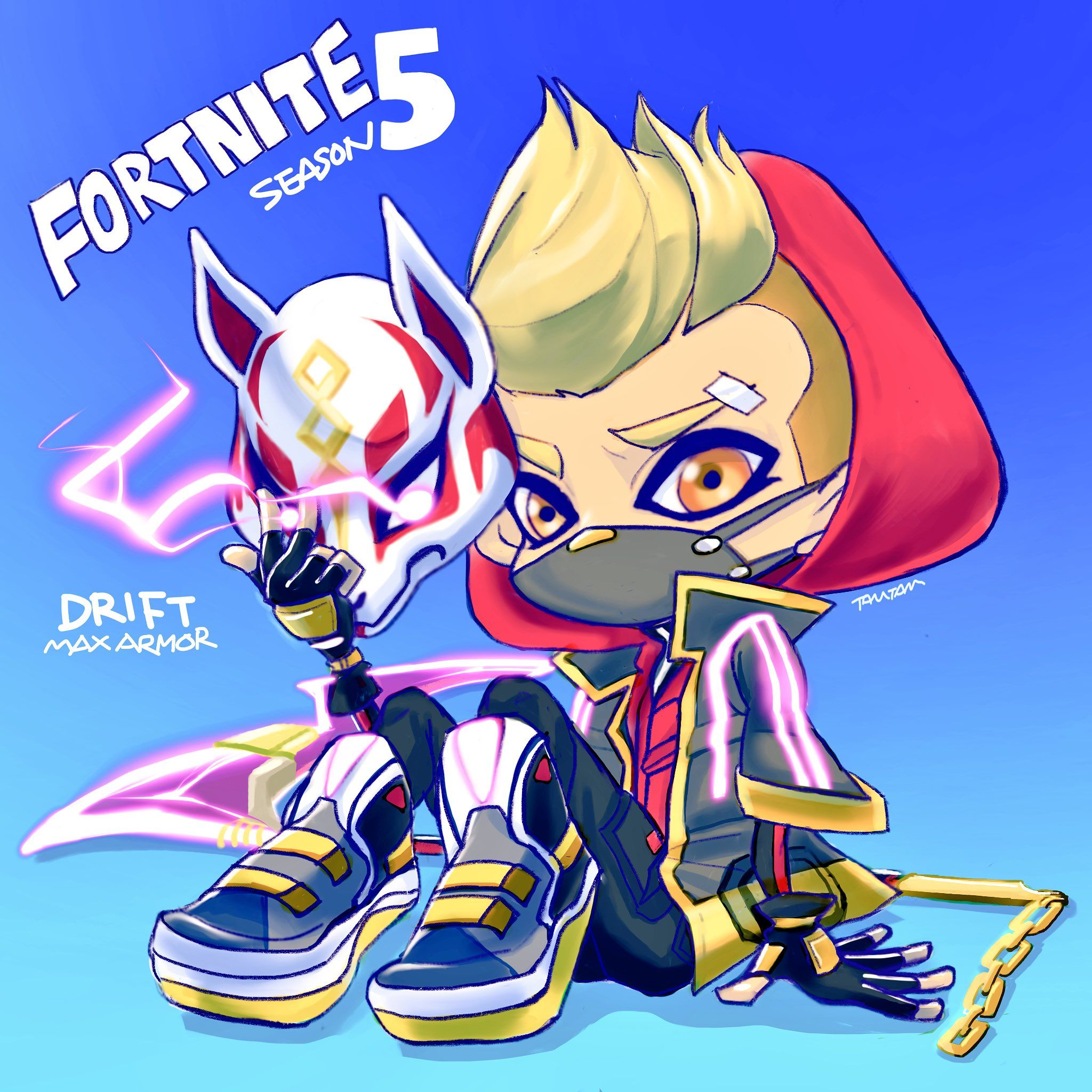 Image Result For Max Drift Fortnite Wallpaper With Images Art
