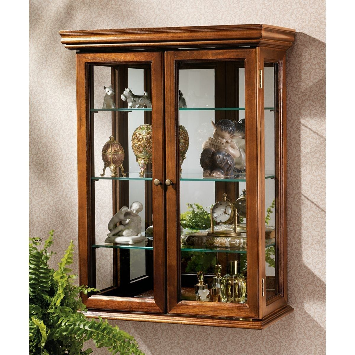 Wooden Wall Cabinets With Glass Doors Httpbetdaffaires